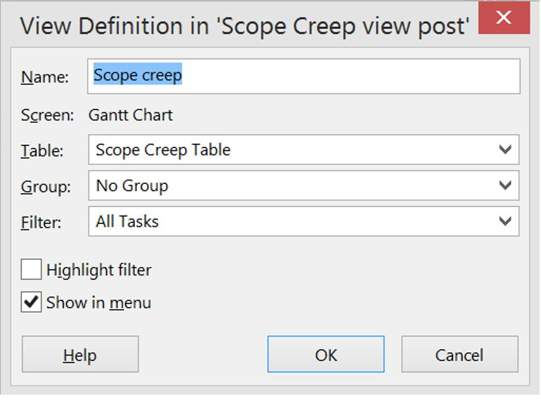 ScopeCreepViewSettings
