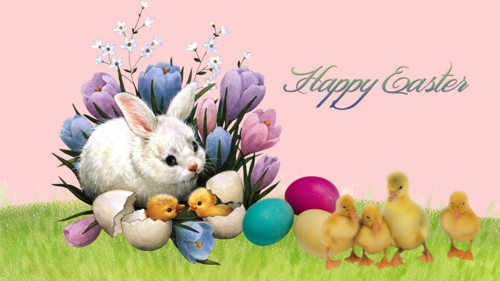 Happy Easter from the new project corner blog